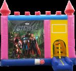 Avengers 5x5 Slide Combo