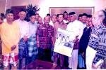 Shaykh Ghani & Mahathir Mohd