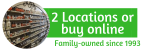 Great locations or buy online