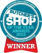 Butchers shop of the year winner 2015