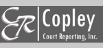 Copley Court Reporting, Inc - Logo