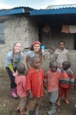 Kenya 2014: Food distribution