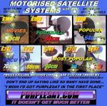 MOTORISED SATELLITE SYSTEMS FROM PURPLESAT