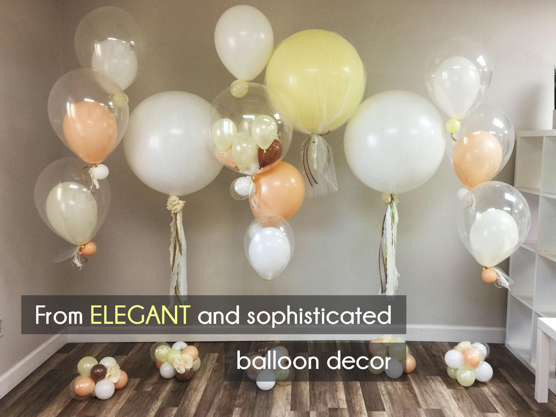 Balloon Decorations NJ NY