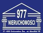 Logo 977 NIERUCHOMOŚCI