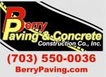 Berry Paving & Concrete Construction Co., Inc.