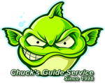 Chuck's Guide Service Since 1998