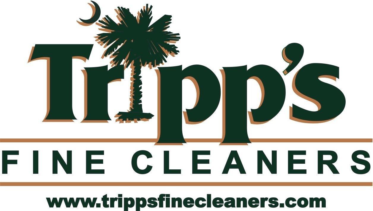 Tripp's Fine Cleaners logo