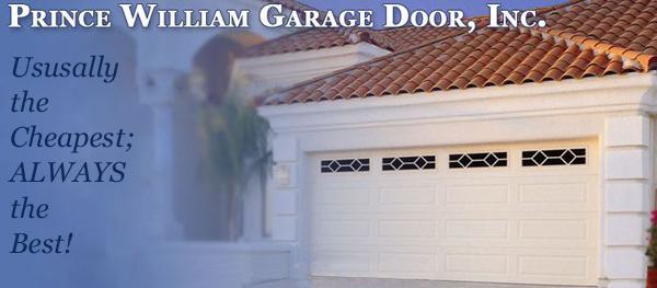 Garage Door Sales U0026 Repairs Virginia