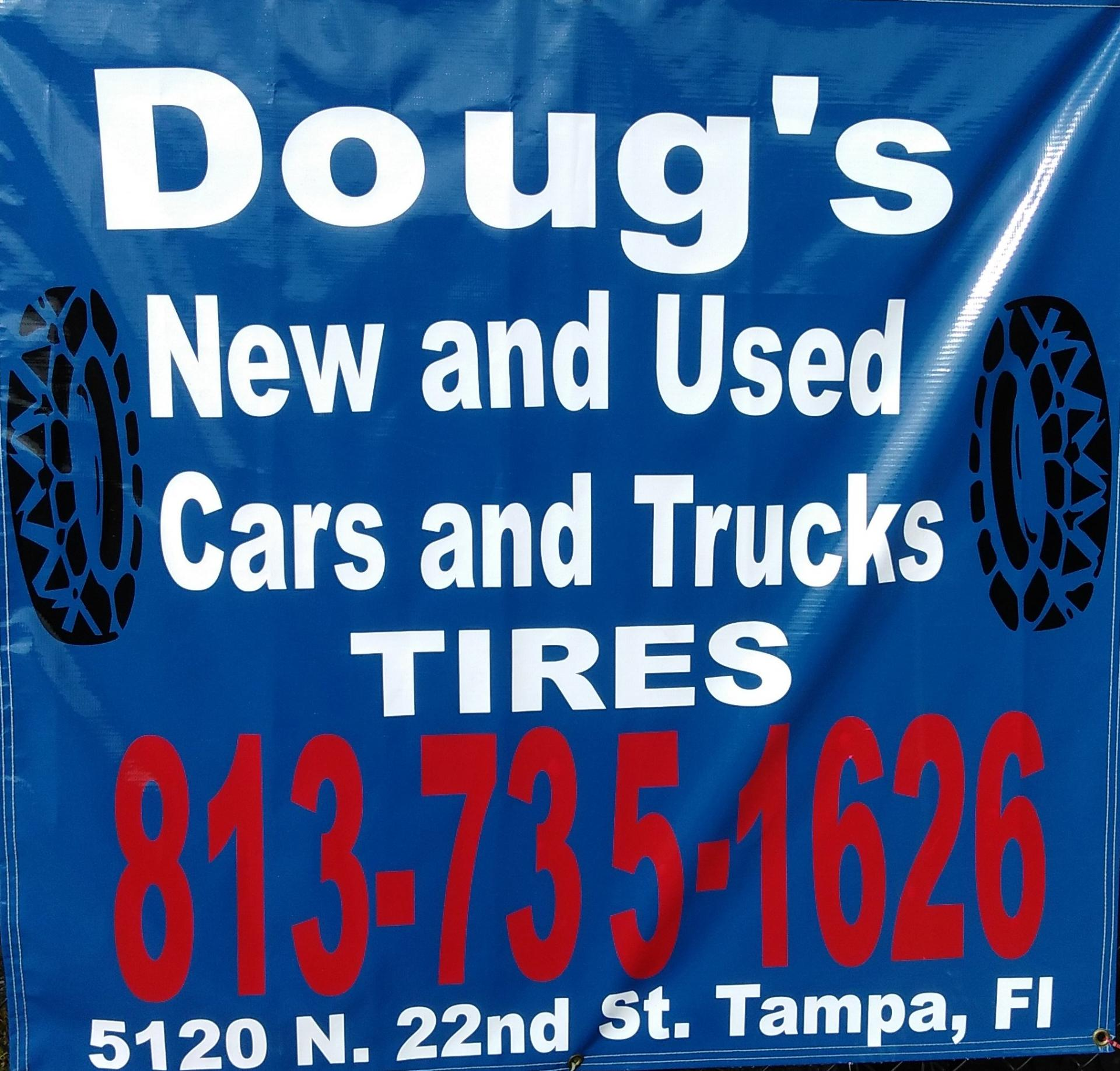 Used Tires Tampa >> Dougs New Quality Used Tires