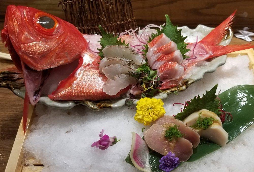 Japanese Food La Jolla Sushi In La Jolla San Diego Top