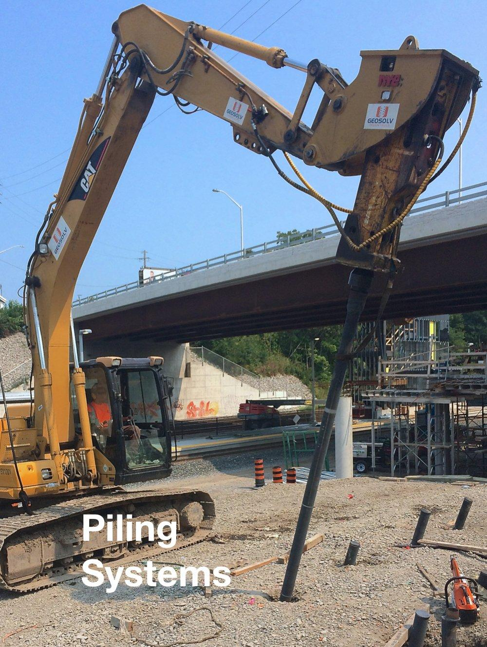Screw Piles | Piling Systems | Piling Construction |Helical