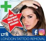 London Tattoo Removal Website Banner Facebook and Instagram