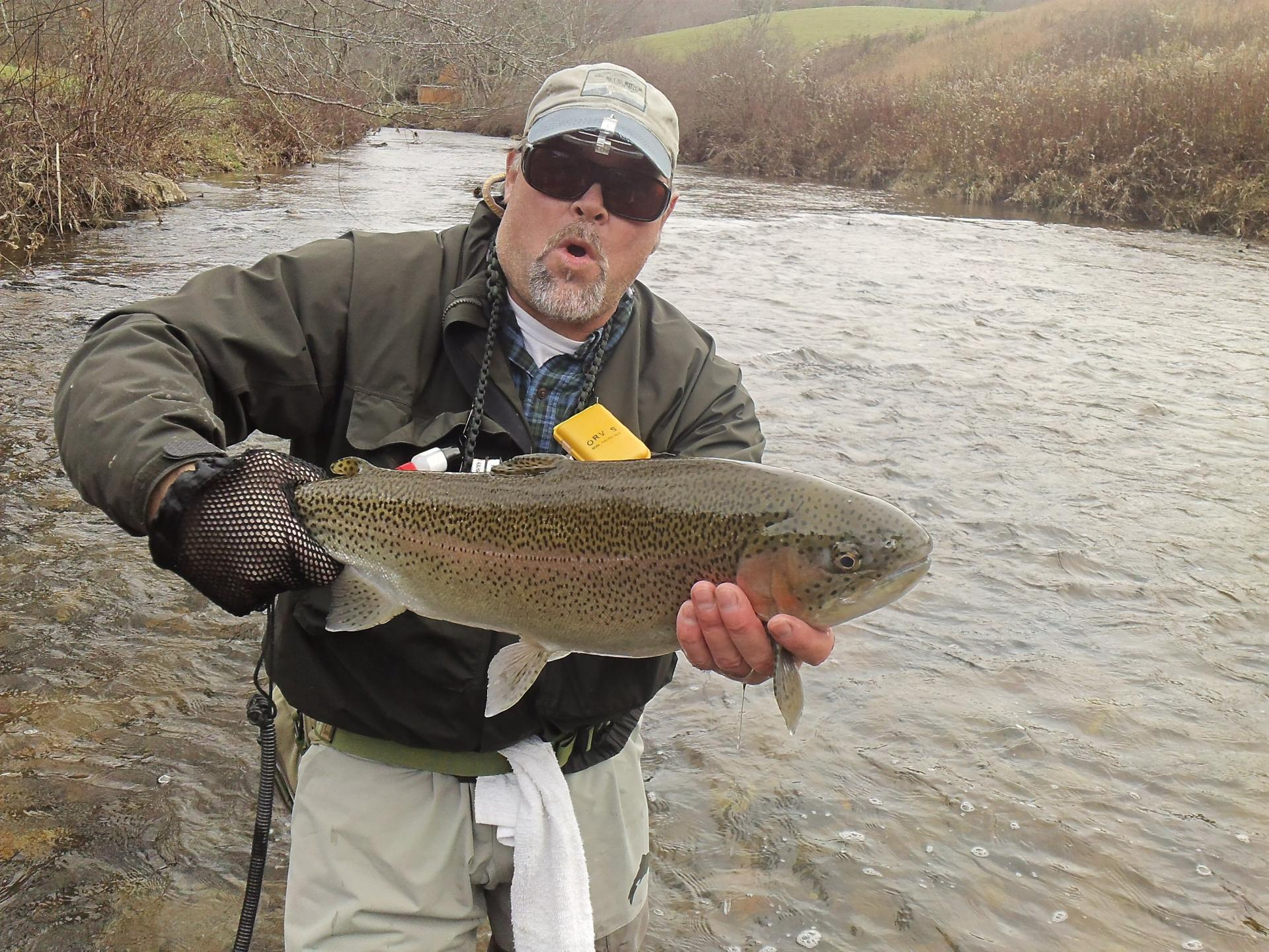 NC Fly Fishing Guides Service