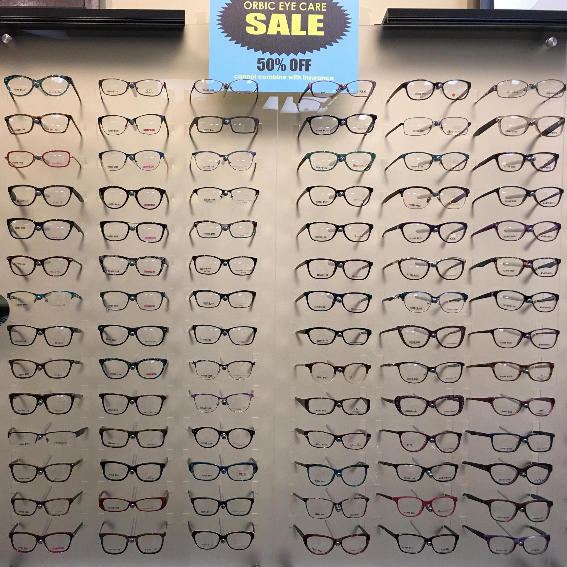 616358f645c2 2 Pairs for $38 including Frames+single vision plastic lenses