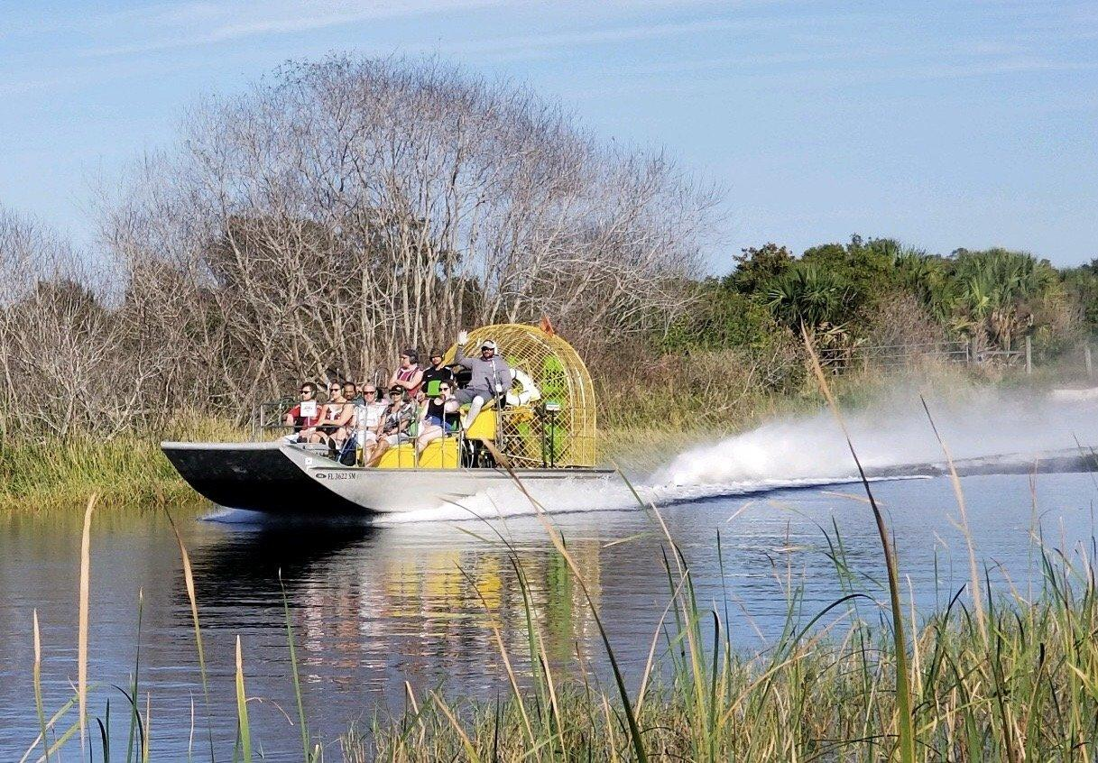 M Orlandoairboattours Com