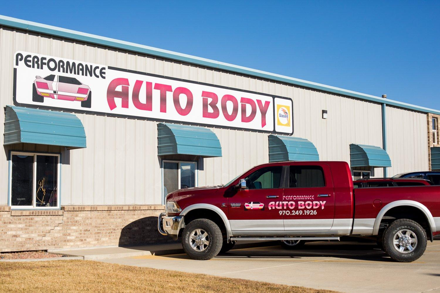 Performance Auto Body >> Performance Auto Body