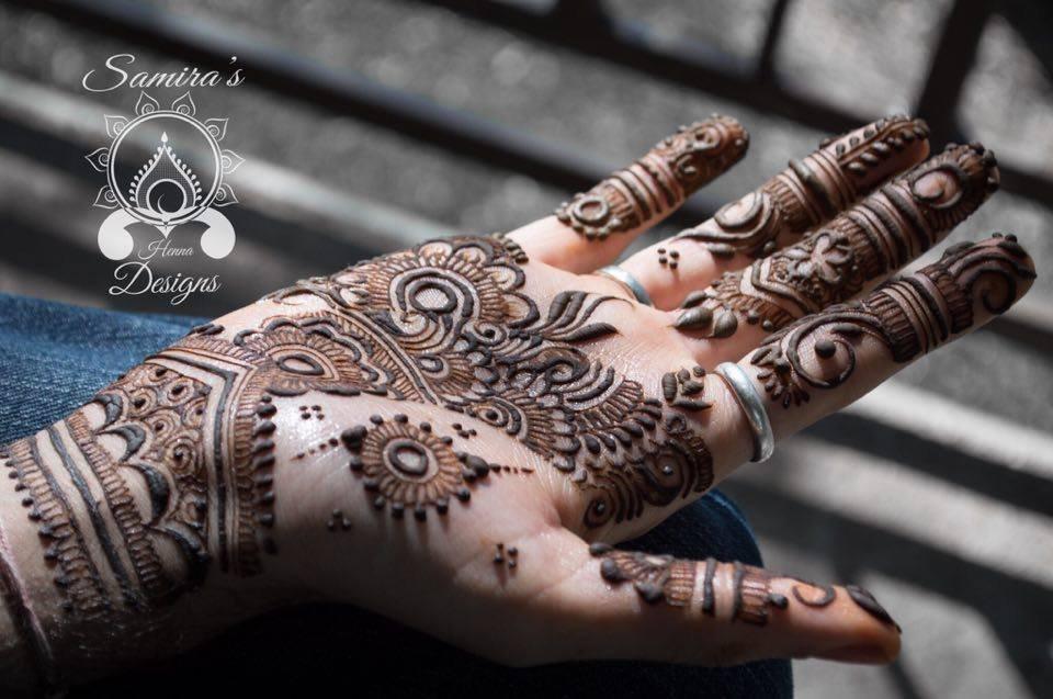 International Award Winning Henna Artist Offering Natural Organic