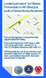 Santa Monica Notary Live Scan Live Scan Faqs