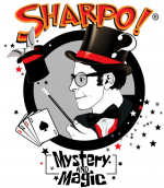 Sharpo Mystery & Magic!