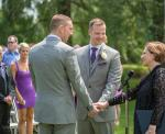 Saratoga Wedding Officiant Rev. Joy Burke