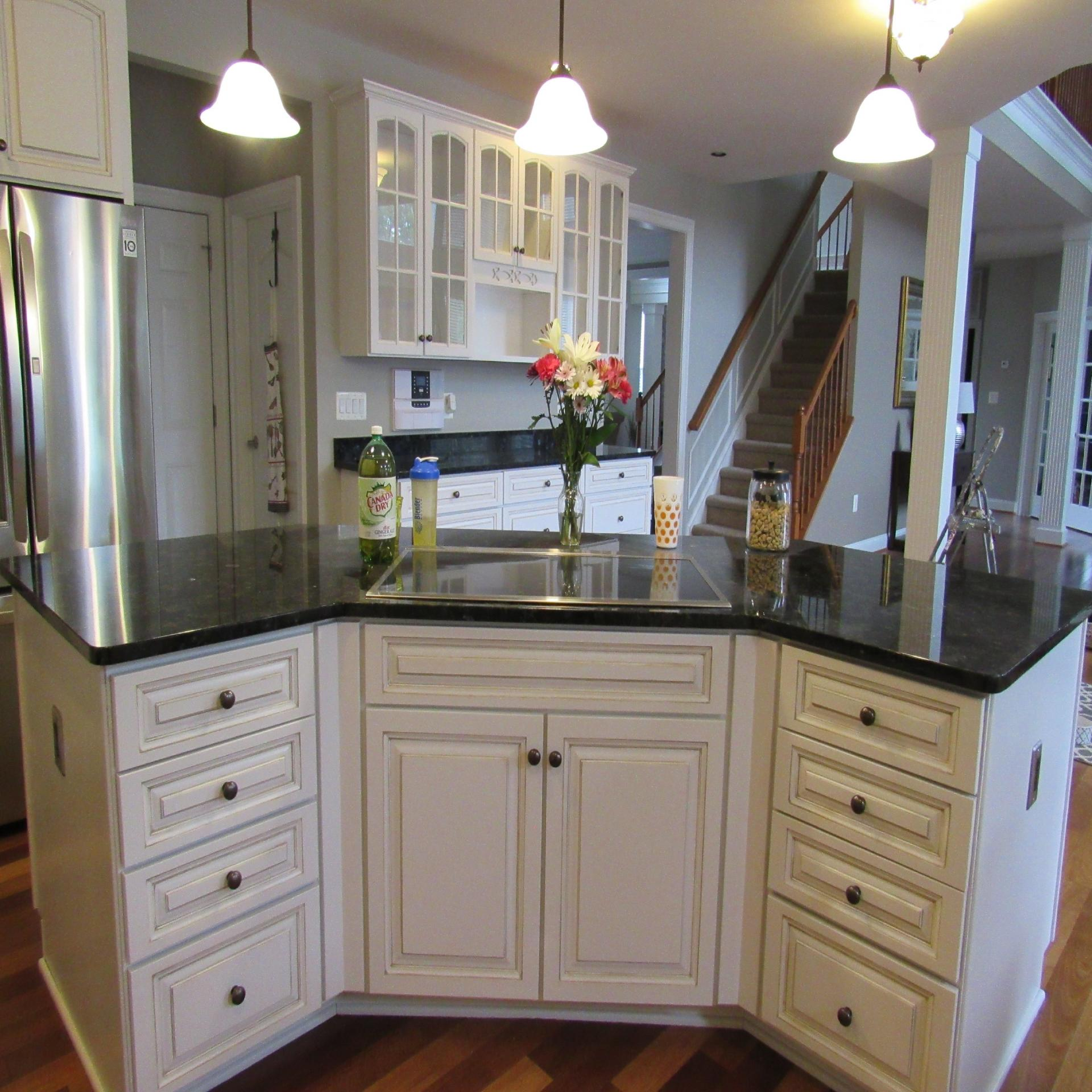 We specialize in making your kitchen look and feel new by ...